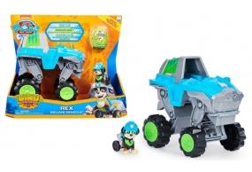 Psi Patrol Pojazd Rexa Dino Rescue REX Deluxe