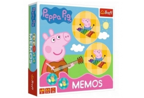Świnka Peppa Memory Gra pamięciowa Memo Pamięć
