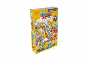 SuperZings Gra bitewna + figurka Kid Kazoom