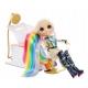 Rainbow High Salon Fryzjerski dla lalek farbowanie