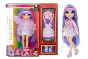 Rainbow High Lalka Violet Willow z akcesoriami