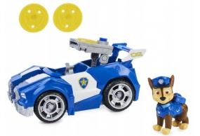 Psi Psi Patrol Film The Movie Pojazd policyjny Deluxe Chase